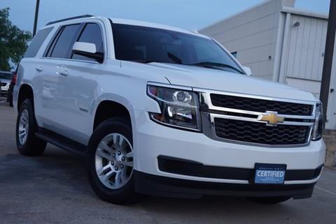 2019 Chevrolet Tahoe for sale in Mckinney, TX