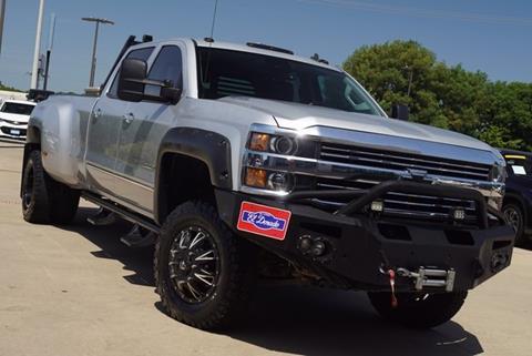 Diesel Trucks For Sale Near Me >> 2015 Chevrolet Silverado 3500hd For Sale In Mckinney Tx