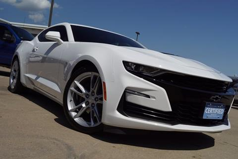 2019 Chevrolet Camaro for sale in Mckinney, TX