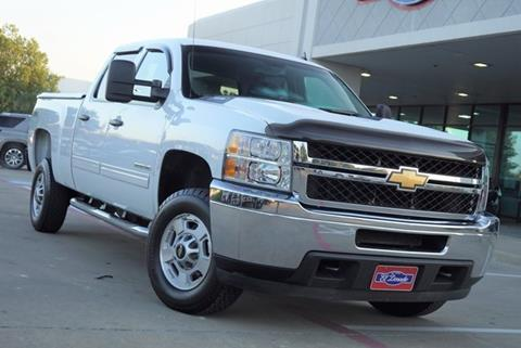 2014 Chevrolet Silverado 2500HD for sale in Mckinney, TX