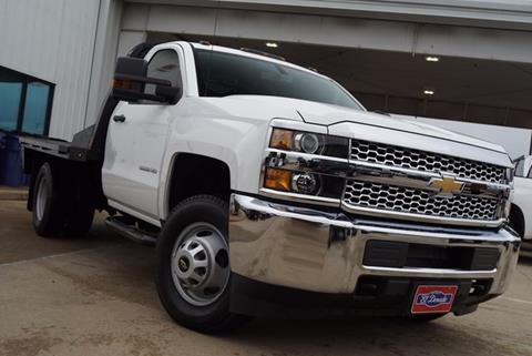 2019 Chevrolet Silverado 3500HD CC for sale in Mckinney, TX