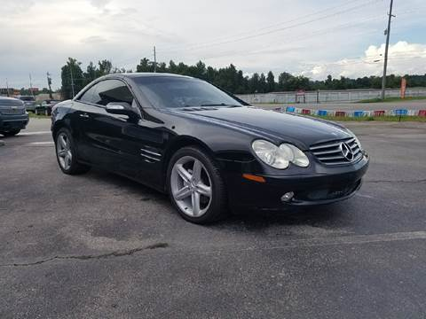 2005 Mercedes-Benz SL-Class for sale in Harvest, AL