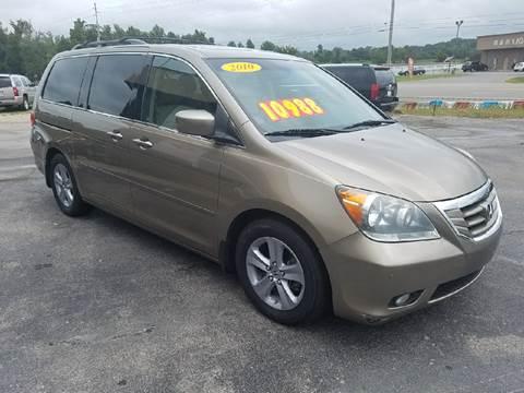 2010 Honda Odyssey for sale in Harvest, AL