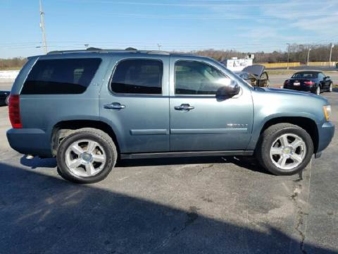 2008 Chevrolet Tahoe for sale in Harvest, AL