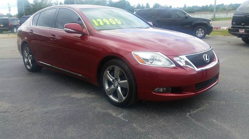 2010 Lexus Gs 350 4dr Sedan In Harvest Al Premier Motors
