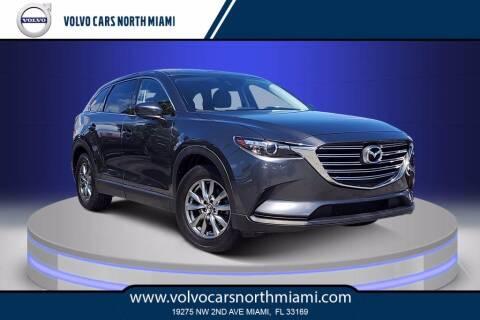 2017 Mazda CX-9 for sale at Volvo Cars North Miami in Miami FL