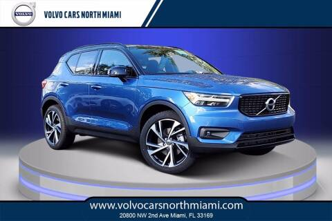 2021 Volvo XC40 for sale at Volvo Cars North Miami in Miami FL