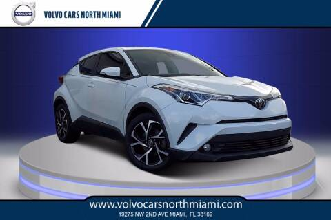 2018 Toyota C-HR for sale at Volvo Cars North Miami in Miami FL