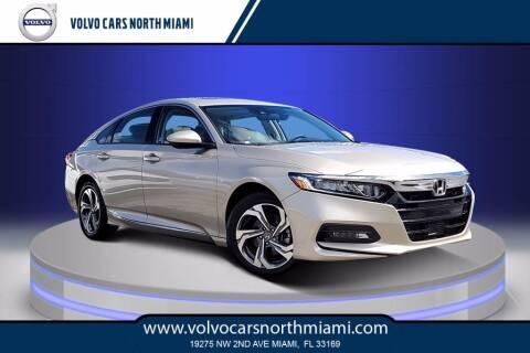 2018 Honda Accord for sale at Volvo Cars North Miami in Miami FL