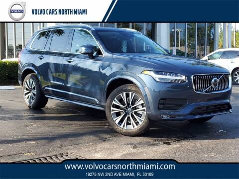 2021 Volvo XC90 for sale at Volvo Cars North Miami in Miami FL