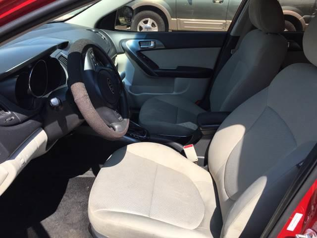 2013 Kia Forte EX 4dr Sedan - Fort Worth TX