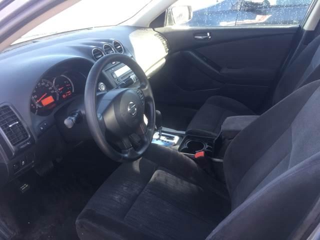 2011 Nissan Altima 2.5 S 4dr Sedan - Fort Worth TX