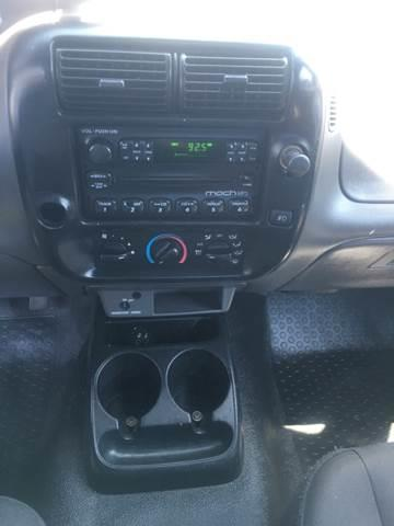 2002 Ford Ranger 2dr Standard Cab Edge 2WD SB - Fort Worth TX
