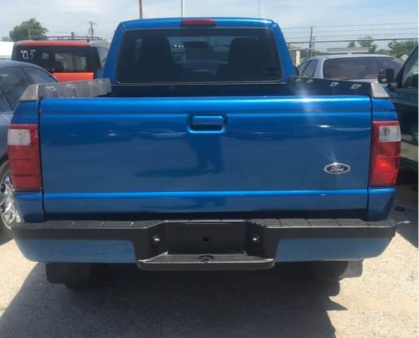 2002 Ford Ranger 2dr Standard Cab Edge 2WD SB - Fort Worth TX