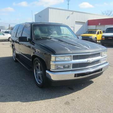 1996 Chevrolet Tahoe for sale in Fairfield, OH
