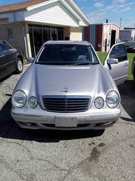 2002 Mercedes-Benz E-Class for sale in Fairfield, OH