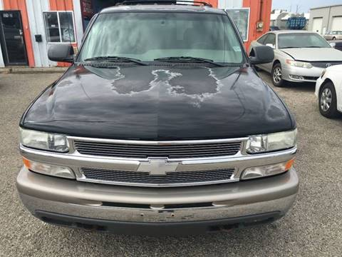2000 Chevrolet Tahoe for sale in Fairfield, OH