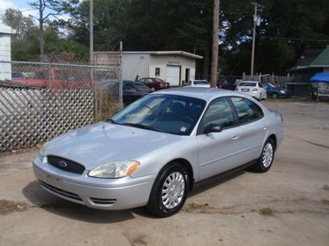 2007 Ford Taurus for sale in Sardis, MS