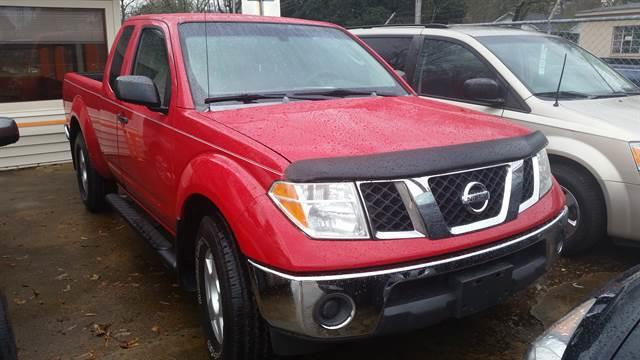 2006 Nissan Frontier For Sale At Sardis Auto LLC In Sardis MS