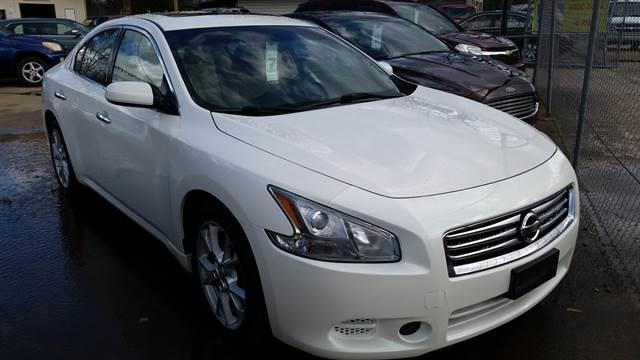Superior 2012 Nissan Maxima For Sale At Sardis Auto LLC In Sardis MS