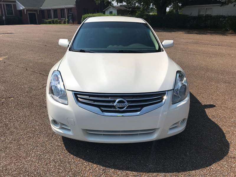 2011 Nissan Altima For Sale At Sardis Auto LLC In Sardis MS