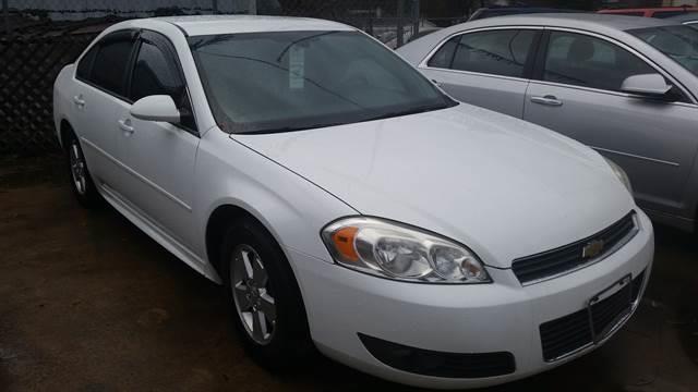 2008 Chevrolet Impala For Sale At Sardis Auto LLC In Sardis MS