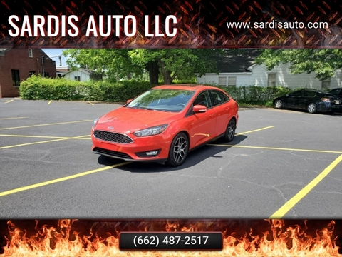 2017 Ford Focus for sale in Sardis, MS