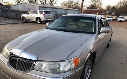 2000 Lincoln Town Car For Sale In Yakima Wa Carsforsale Com