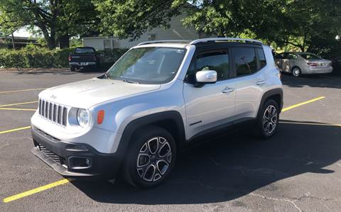 2016 Jeep Renegade for sale in Sardis, MS