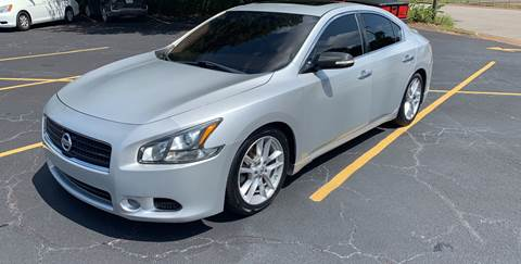 2011 Nissan Maxima for sale in Sardis, MS