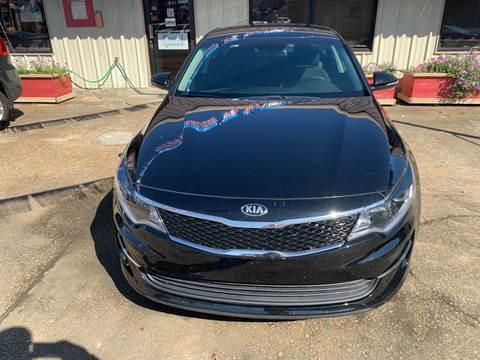 2018 Kia Optima for sale in Sardis, MS