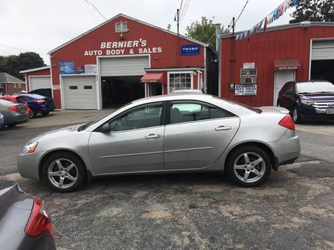 2007 Pontiac G6 for sale in Woonsocket, RI