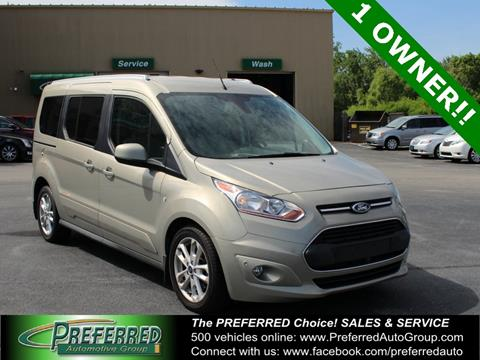 2015 Ford Transit Connect Wagon for sale in Auburn, IN