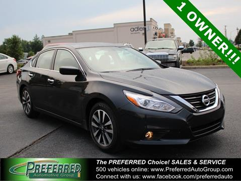 2017 Nissan Altima for sale in Auburn, IN