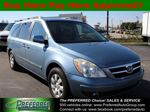 2007 Hyundai Entourage for sale in Auburn, IN