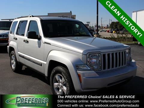 2010 Jeep Liberty for sale in Auburn, IN
