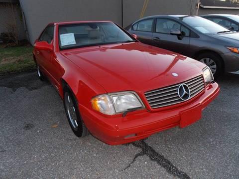 1999 Mercedes-Benz SL-Class for sale in Lexington Park, MD