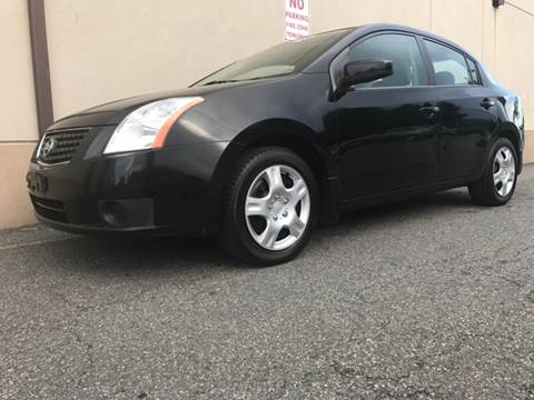 2007 Nissan Sentra for sale at International Auto Sales in Hasbrouck Heights NJ