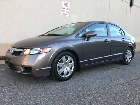 2011 Honda Civic for sale at International Auto Sales in Hasbrouck Heights NJ