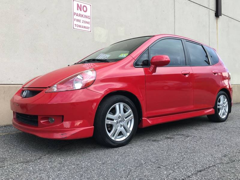 2008 Honda Fit Sport 4dr Hatchback 5A   Hasbrouck Heights NJ