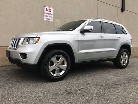2011 Jeep Grand Cherokee for sale at International Auto Sales in Hasbrouck Heights NJ