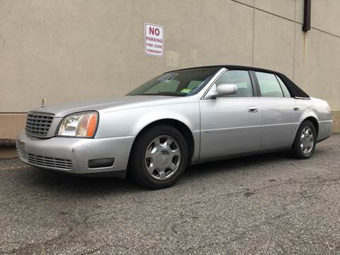 2000 Cadillac DeVille for sale at International Auto Sales in Hasbrouck Heights NJ