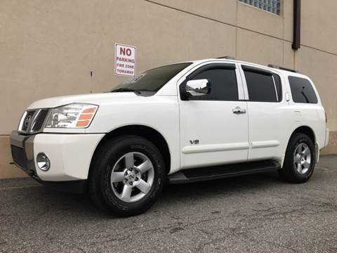 2007 Nissan Armada for sale at International Auto Sales in Hasbrouck Heights NJ
