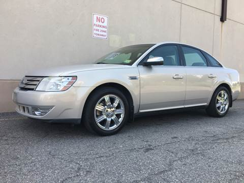 2009 Ford Taurus for sale at International Auto Sales in Hasbrouck Heights NJ