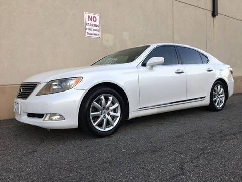 2007 Lexus LS 460 for sale at International Auto Sales in Hasbrouck Heights NJ