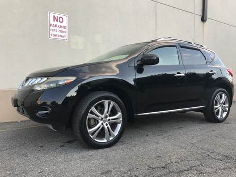2009 Nissan Murano for sale at International Auto Sales in Hasbrouck Heights NJ