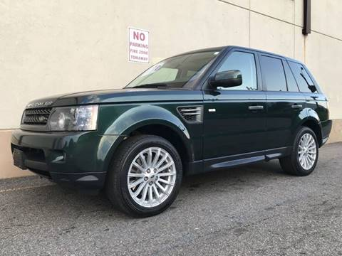 2011 Land Rover Range Rover Sport for sale at International Auto Sales in Hasbrouck Heights NJ