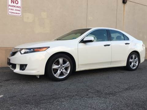 2010 Acura TSX for sale at International Auto Sales in Hasbrouck Heights NJ