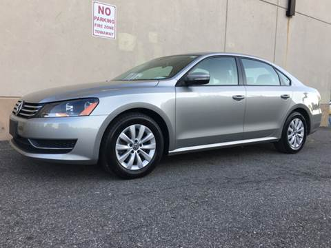 2014 Volkswagen Passat for sale at International Auto Sales in Hasbrouck Heights NJ