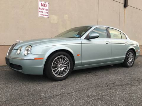 2006 Jaguar S-Type for sale at International Auto Sales in Hasbrouck Heights NJ